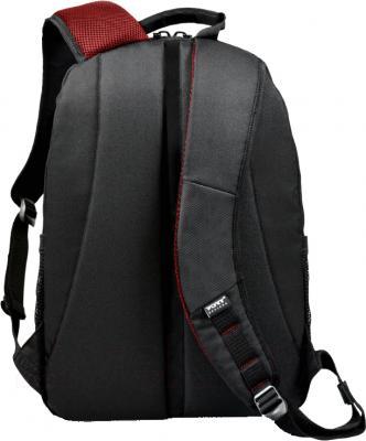 Рюкзак для ноутбука Port Designs Houston Backpack 15,6'' (110265) - вид сзади