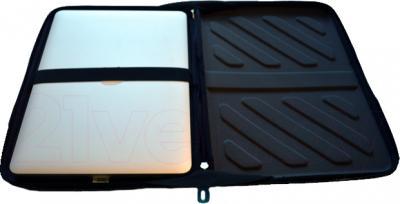 """Сумка для ноутбука Thule Gauntlet 13"""" MacBook Pro (TMPA-113) - в открытом виде"""