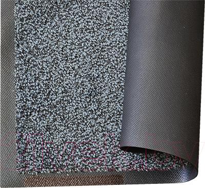 Грязезащитный коврик Kleen-Tex Iron Horse DF-646 (60x85, серый) - общий вид