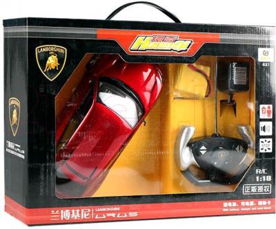 Радиоуправляемая игрушка Huan Qi Lamborghini Urus HQ637 - в упаковке