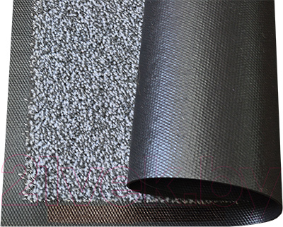 Грязезащитный коврик Kleen-Tex Iron Horse DF-646 (85x150, серый)