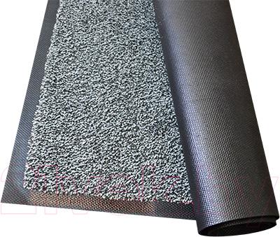 Грязезащитный коврик Kleen-Tex Iron Horse DF-681 (85x150, стальной) - общий вид
