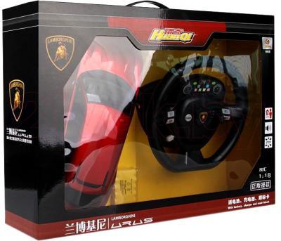 Радиоуправляемая игрушка Huan Qi Lamborghini Urus G-sensor HQ666 - в упаковке