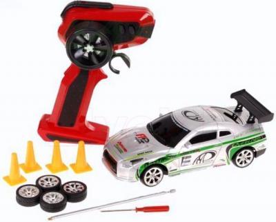 Радиоуправляемая игрушка Rui Chuang Drifting Car QY0807 - комплектация