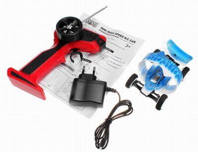Радиоуправляемая игрушка YED Скоростная машина YE8883 - комплектация