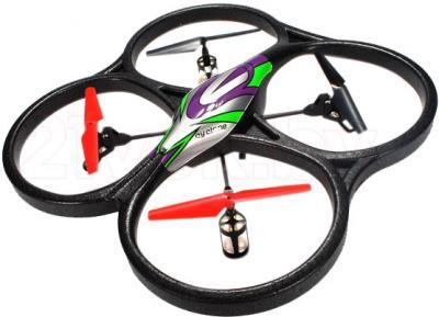 Радиоуправляемая игрушка WLtoys Квадрокоптер V262 - общий вид