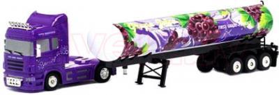 Радиоуправляемая игрушка Rui Chuang Фура Fruit Truck QY0253A - общий вид