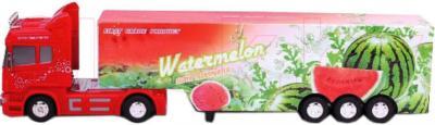 Радиоуправляемая игрушка Rui Chuang Фура Fruit Truck QY0255A - общий вид
