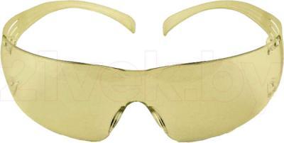 Защитные очки 3M Securefit (янтарная линза) - общий вид