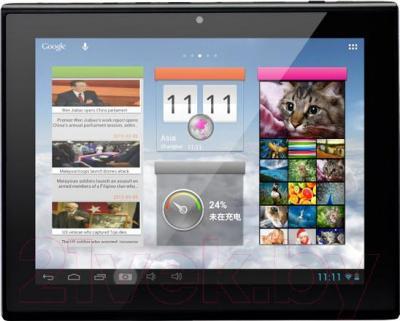 Планшет PiPO Max-M5 (16GB, 3G, Silver) - фронтальный вид