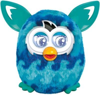 """Интерактивная игрушка Hasbro """"Furby Boom"""" Теплая волна 4338/4342 (сине-голубая) - общий вид"""
