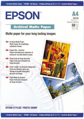 Фотобумага Epson C13S041342 - общий вид
