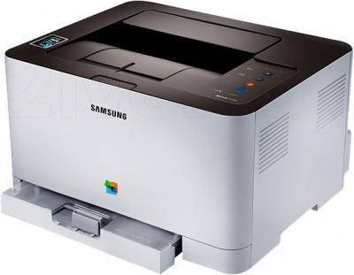 Принтер Samsung SL-C410W - общий вид