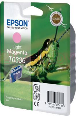 Картридж Epson C13T03364010 - общий вид