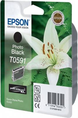 Картридж Epson C13T05914010 - общий вид