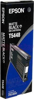 Картридж Epson C13T544800 - общий вид