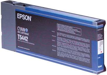 Картридж Epson C13T544200 - общий вид