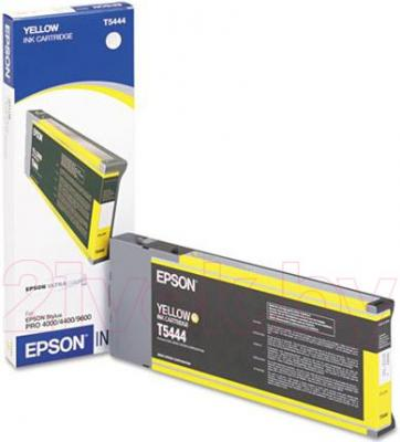 Картридж Epson C13T544400 - общий вид