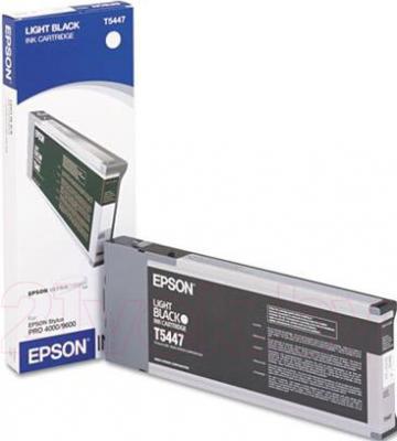 Картридж Epson C13T544700 - общий вид
