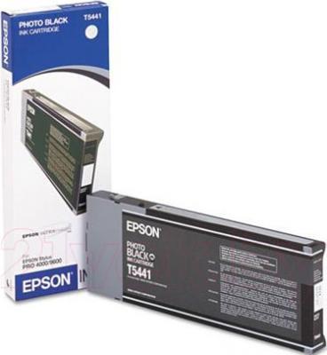 Картридж Epson C13T544100 - общий вид