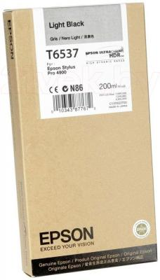 Картридж Epson C13T653700 - общий вид