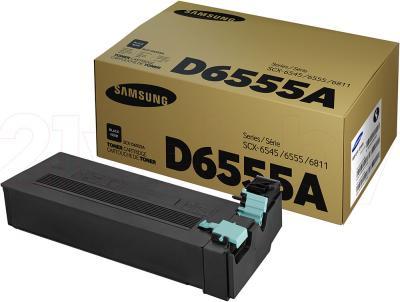 Тонер-картридж Samsung SCX-D6555A - общий вид