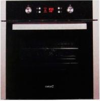 Электрический духовой шкаф Cata LC 8110 PYRO BK -