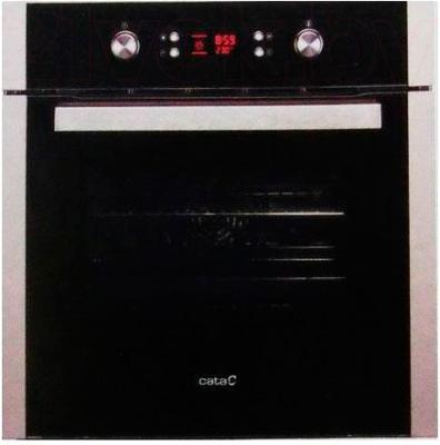 Электрический духовой шкаф Cata LC 8110 PYRO BK - общий вид