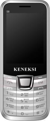 Мобильный телефон Keneksi S8 (Silver) - общий вид