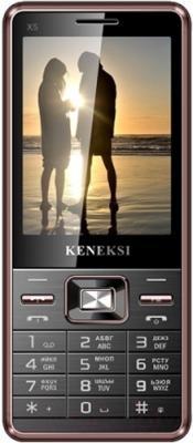 Мобильный телефон Keneksi X5 (черно-золотой)