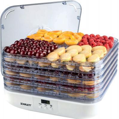 Сушка для овощей и фруктов Scarlett SC-422 (White) - общий вид