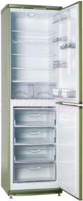 Холодильник с морозильником ATLANT ХМ 6025-070 - внутренний вид