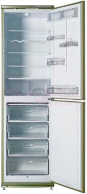 Холодильник с морозильником ATLANT ХМ 6025-070 - камеры хранения