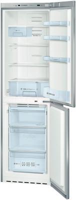 Холодильник с морозильником Bosch KGN39VL12R - внутренний вид