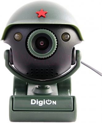 Веб-камера DigiOn PTMS136FHD - общий вид
