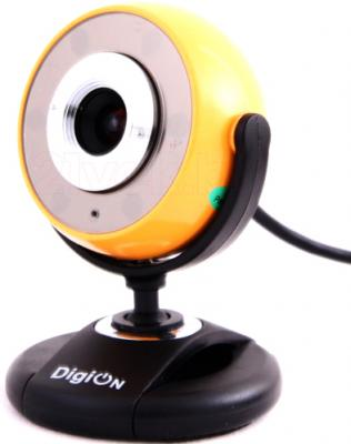 Веб-камера DigiOn PTMS199FHD - общий вид