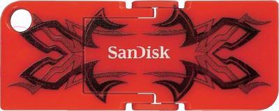Usb flash накопитель SanDisk CZ53 Cruzer Pop Tribal 32 Gb (SDCZ53B-032G-B35) - общий вид