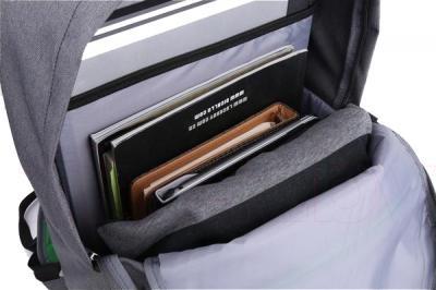 Рюкзак для ноутбука Miracase PTMS8011OR - в открытом виде