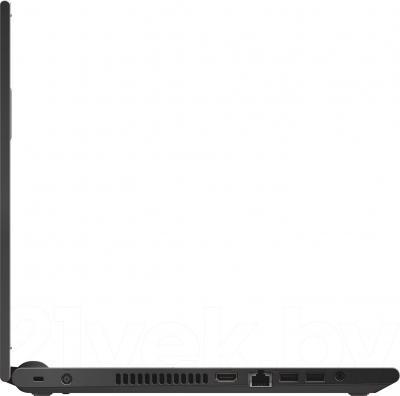 Ноутбук Dell Inspiron 15 3542 (3542-1714) - вид сбоку