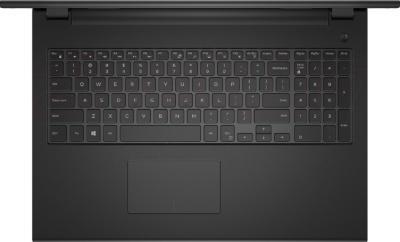 Ноутбук Dell Inspiron 15 3542 (3542-1714) - вид сверху