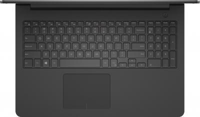 Ноутбук Dell Inspiron 15 5547 (5547-1752) - вид сверху