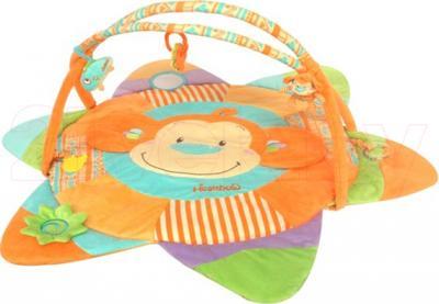 Развивающий коврик Baby Mix ТК/3305C (обезьянка) - общий вид