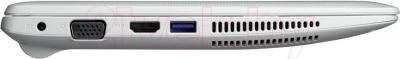 Ноутбук Asus X200MA-KX241D - вид сбоку
