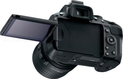 Зеркальный фотоаппарат Nikon D5100 Double Kit 18-55mm VR + 35mm f/1.8G - поворотный дисплей