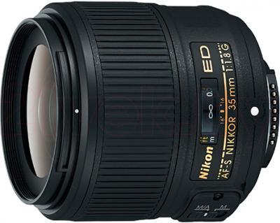 Зеркальный фотоаппарат Nikon D5100 Double Kit 18-55mm VR + 35mm f/1.8G - 35/1.8G