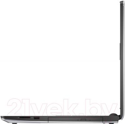 Ноутбук Dell Inspiron 17 5748 (5748-9004) - вид сбоку