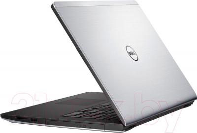 Ноутбук Dell Inspiron 5748 (5748-8830) - вид сбоку