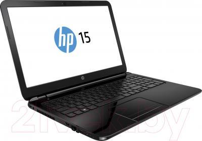 Ноутбук HP 15-g015sr (G7W41EA) - вполоборота