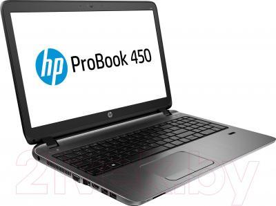 Ноутбук HP ProBook 450 G2 (J4S24EA) - общий вид