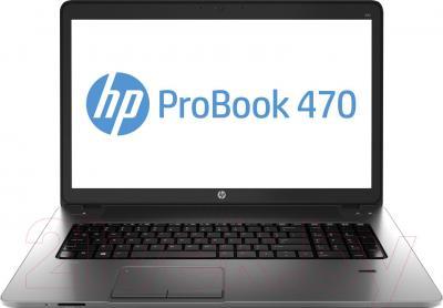 Ноутбук HP ProBook 470 G2 (G6W49EA) - общий вид